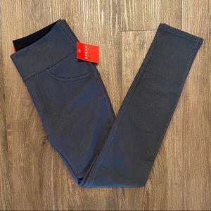 SPANX Jean-ish Ankle Crop Leggings  NWT